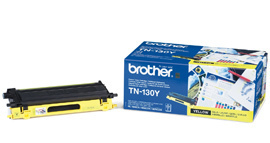 poza Cartus toner Brother TN130Y