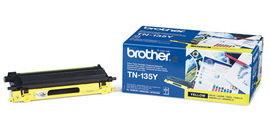 poza Cartus toner Brother TN135Y